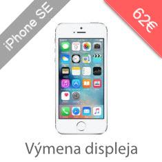 Výmena displeja na iPhone SE