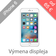 Výmena displeja iPhone 6