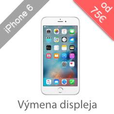 Výmena displeja iPhone 6